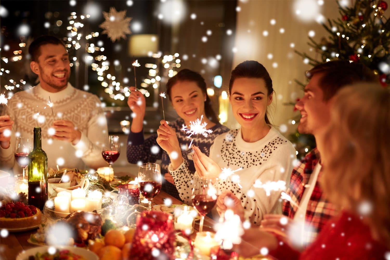 Weihnachts-SPECIAL FIRMEN im kleinen Kreis